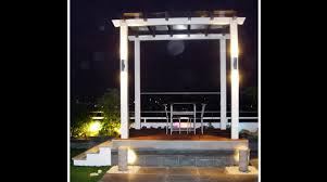 Outdoor Pergola Lights by Design Guide A Range Of Pergola Lighting Ideas Lights And Lights