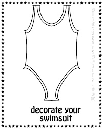 lovely hulk coloring sheet colouring pages 7 swimming suit