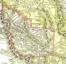 Montana County Map by Missoula County Montana