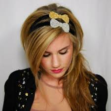bow headbands headbands with bows headband fashions dressitup