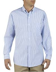 men u0027s button down oxford shirt long sleeve dickies