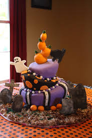 halloween birthday pics 3 tier halloween birthday cake cakecentral com
