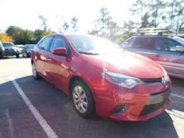 hendrick toyota used cars used 2016 toyota corolla le for sale hendrick toyota concord