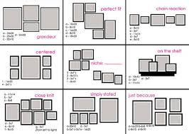 ideas for displaying pictures on walls creating a photo wall display jenna burger