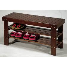Outdoor Wood Bench With Storage Plans by Wooden Shoe Bench Storage Shoe Bench Storage Fit Perfectly For
