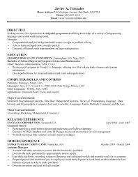 perl programmer resume sample resume for perl programmer computer