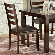 steve silver sao paulo 6 piece rectangular dining room set in