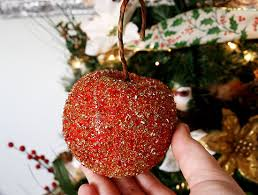 german glass glitter ornaments a bigger