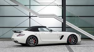 mercedes sls amg edition 2015 mercedes sls amg gt roadster edition side hd