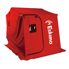 eskimo u2013 reliable ice fishing shelters augers u0026 gear older products