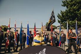 Military Flag Order National Flag Tour Invictus Games Toronto 2017