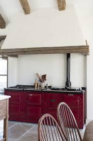 Red Kitchens by Elle Decor Feature Red Kitchens Sarah Blank Design Kitchen