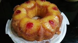 pineapple upside down cake made from scratch picture of kitchen