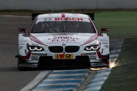 victory bmw bmw completes dtm test days with victory bmw picture