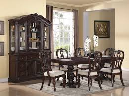 furniture extraordinary antique dining table and chairs