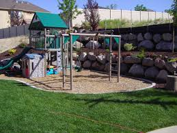 cool backyard landscape designs for slopes for backyard
