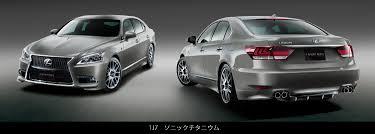 lexus ls jp lexus trd ls f sport parts