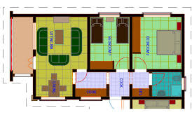 Rental House Plans House Planning A Two Bedroom House Daily Monitor