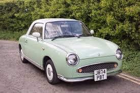 nissan green used nissan figaro cars second hand nissan figaro