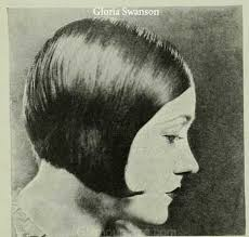 shingle haircut the 1920s also known as the roaring advent of the gloria shingle gloria swanson sent flappers to the