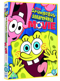 image the spongebob squarepants movie dvd uk cover jpg