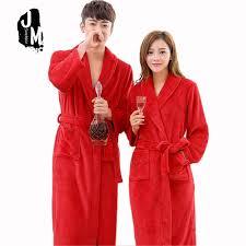 robe de chambre pour spa couples peignoirs femmes robes hiver spa peignoir robes de chambre