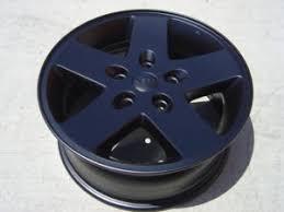 jeep wrangler rubicon jk 5 wheels 17 jeep wrangler rubicon jk black