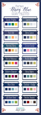 14 navy blue color palettes navy blue color color palettes and
