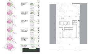 Yoga Studio Floor Plan by Perkins Will Architects Nef Nef New York