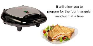 Toaster Sandwich Maker 5 Best Sandwich Makers Reviews Of 2017 Bestadvisor Com