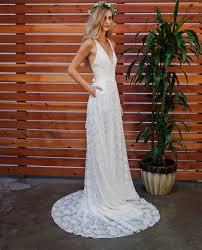 silk wedding dress backless silk wedding dress dreamers and