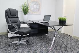 Office Chair Side View Vector Amazon Com Boss Office Products B8601 High Back No Tools Required