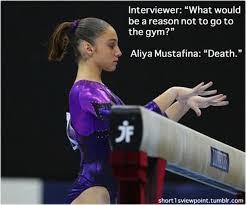 Gymnast Meme - the ultimate aliya mustafina tribute