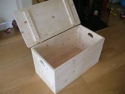 Plans To Build Toy Chest by Simple Storage Box 7 Steps With Pictures