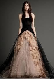 wedding dress 2012 black wedding dresses vera wang naf dresses
