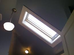 bathroom skylight ready for business old renovations inc