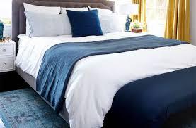 bedding set navy and white bedding inspiringword white navy