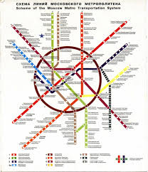 Map Of Boston Subway by Scans From Collections