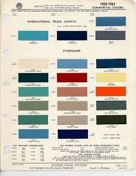 bob u0027s studebaker resource website studebaker paint codes 1936 1964