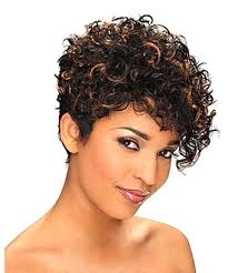 short cuely hairstyles unique short haircuts for curly african american hair short curly