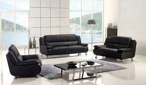 Modern Leather Living Room Furniture 20 Modern Leather Living Room Furniture Home Design Lover