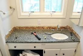 How To Remove Bathroom Vanity Removing A Bathroom Bathroom Vanity With Removing The Side Splash