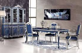 Expensive Dining Room Sets by Dining Table Furniture Ideas Comfy Luxury Dining Table In Blue