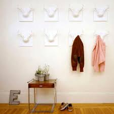 furniture creative wall hanger ideas for your home decorative