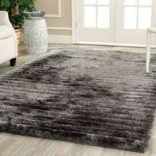 Light Grey Shag Rug Decor Area Rugs Grey With Thick Shag Rug Also Shag Rugs 8x10 And