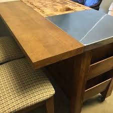 crosley furniture kitchen island kitchen island drop leaf crosley furniture hardwood breakfast bar
