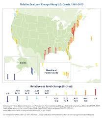 More Sea Level Rise Maps Climate Change Indicators Sea Level Climate Change Indicators