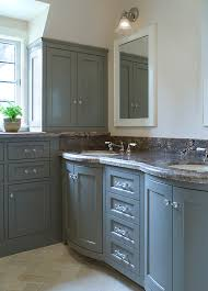 Kitchen Cabinets Hardware Placement Bathroom Cabinet Hardware Spaces Asian With Accent Tile Brown