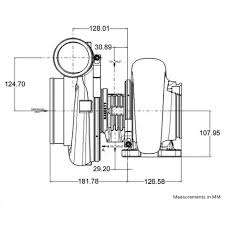 Office Desk Dimensions In Mm Garrett Gtx5533r Gen2 Turbocharger W 91mm Inducer