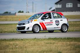nissan race car 2016 nissan micra cup proves you can race a cheap car with no